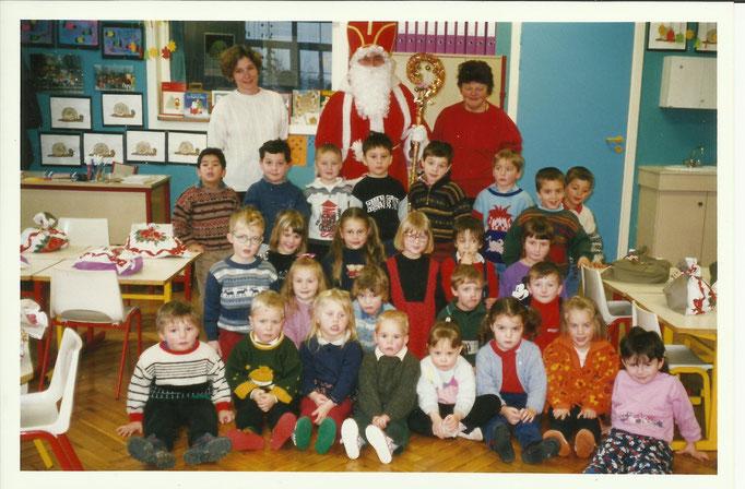 1997 Classes 1993 et 1994 Martine Gissinger