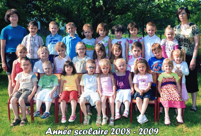 Maternelle 2008/2009