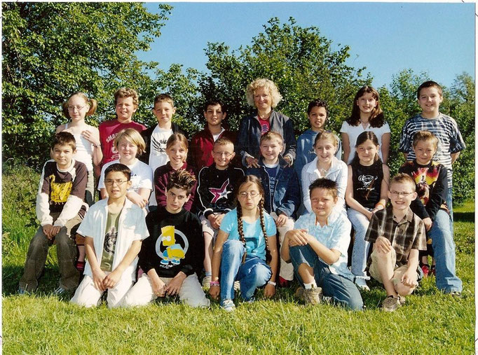 2006 Classes 1995 et 1996 Lise Salvin