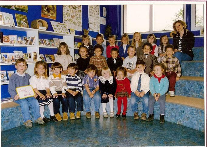 1995 Classes 1990 à 1992 Martine Gissinger