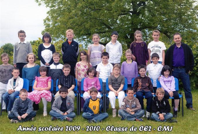 CE2-CM1 2009/2010