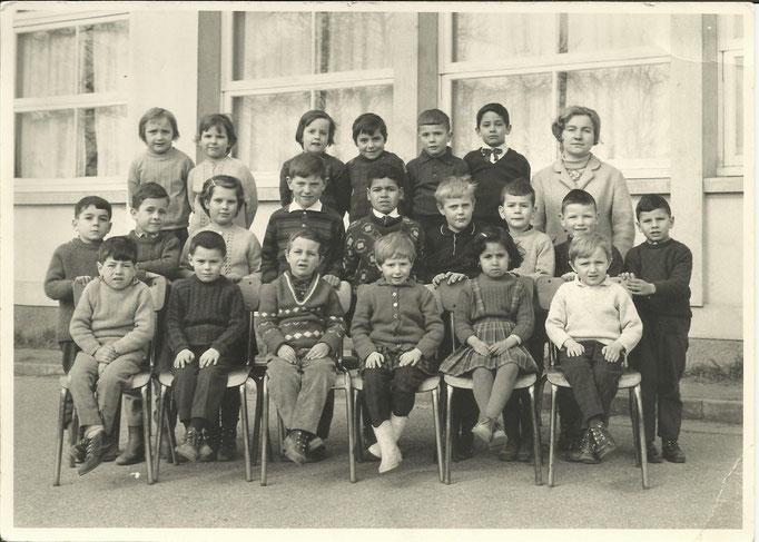 1968 classe 1960-1963 GISSINGER Martine