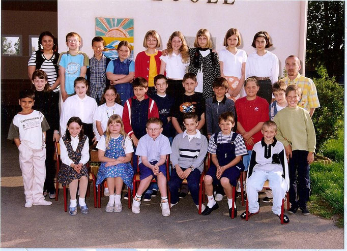 1998 Classes 1988 et 1989 Jean-Luc Heitz