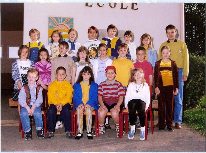 1999 Classes 1990 et 1991 José Scherrer