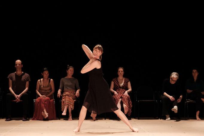 Foto: ©Jo Grabowski; Stück: Ohne Giovanni. Aber mit Mozart. Tanztheater von Katja Erdmann-Rajski; 2020