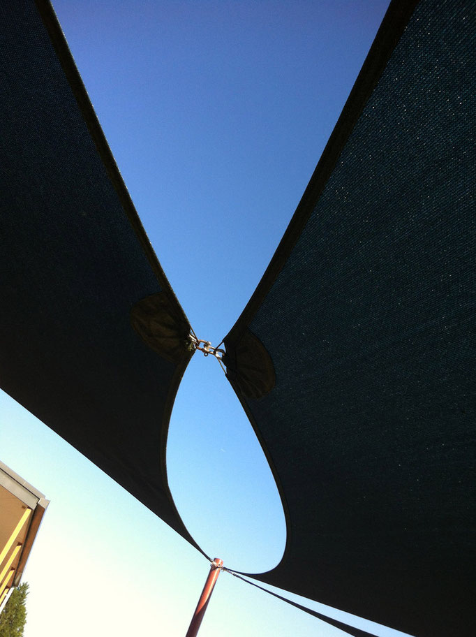 Shade Sail, Moutere, Nelson, New Zealand
