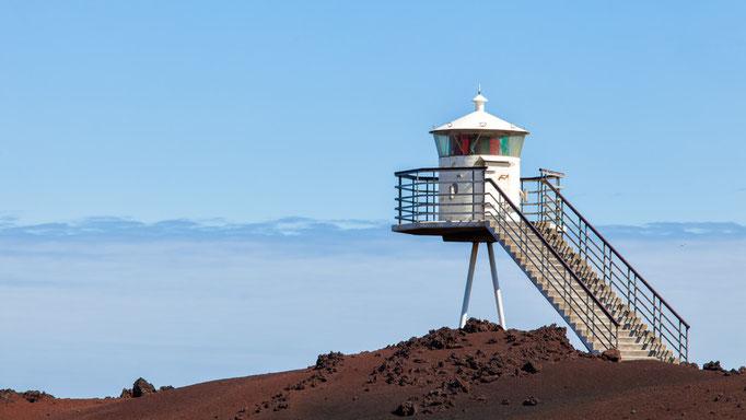 Leuchtturm auf den Westmännerinseln