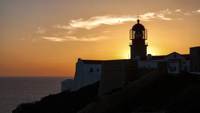 Cabo de Sao Vincente, Portugal