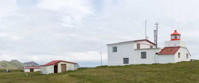 Stórhöfði, Westmännerinseln