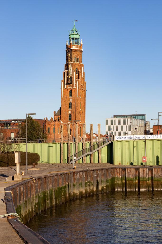 Simon Loschen Leuchtturm, Bremerhaven