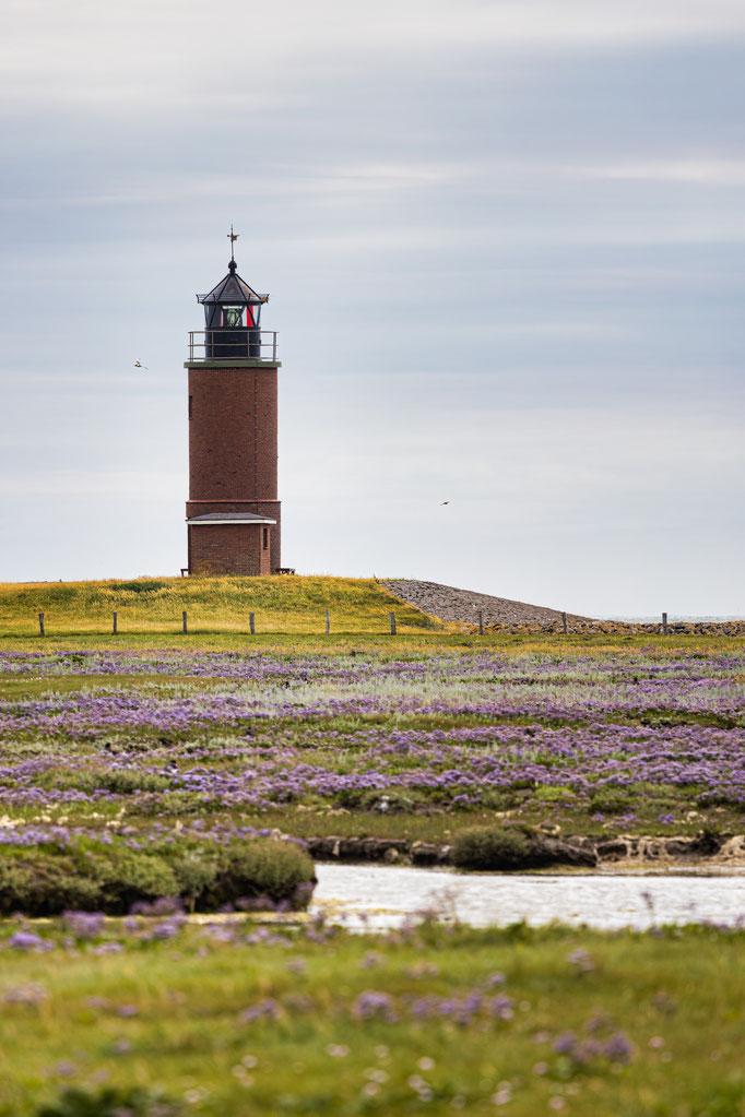 Leuchtturm Nordmarsch, Langeneß