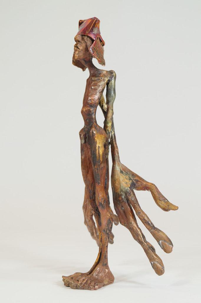 """Bonaparte"" kl. Edition 9+2EA Bronze 32x17x12cm (VERGRIFFEN)"