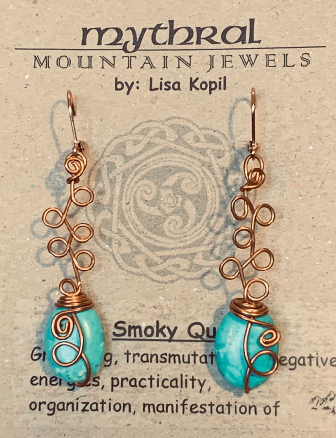 Earrings Gallery 2 Photo 5: Magnisite $30