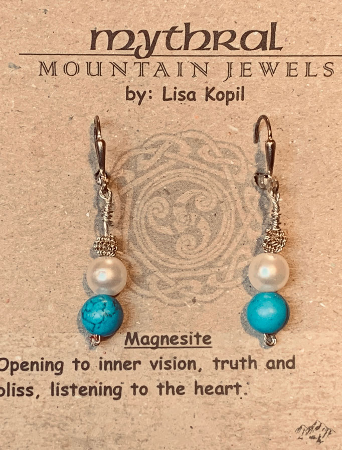 Earrings Gallery 2 Photo 16: Magnisite $25