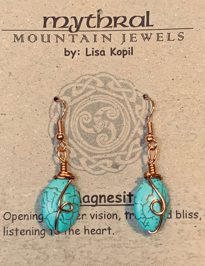 Earrings Gallery 2 Photo 8: Magnisite $25