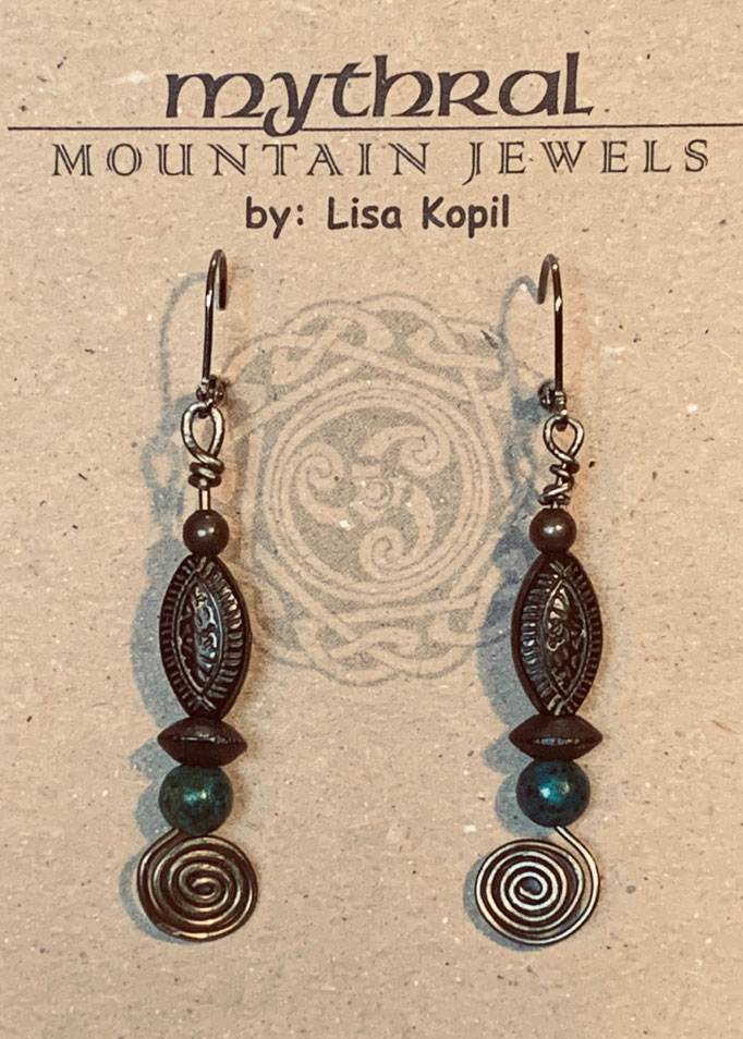 Earrings Gallery 2 Photo 10: Magnisite $25