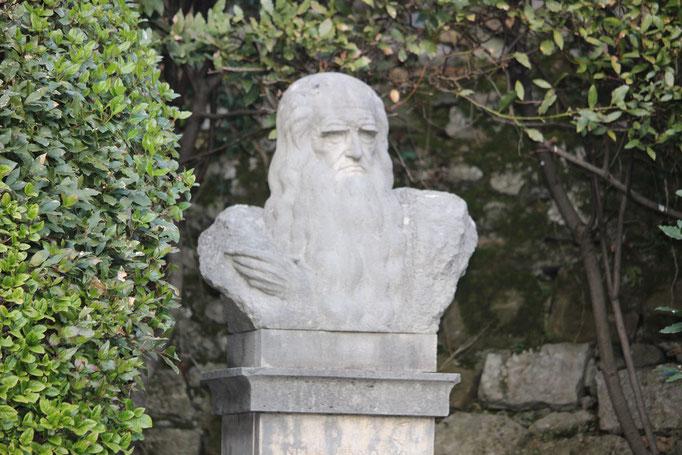 Busto di Leonardo da Vinci, 1949