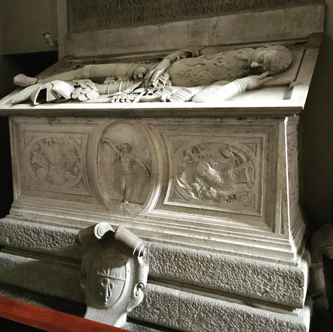 Monumento funebre di Nicolò II della Torre, 1559