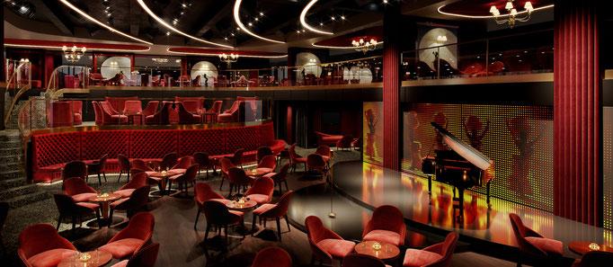 Aft Show Lounge