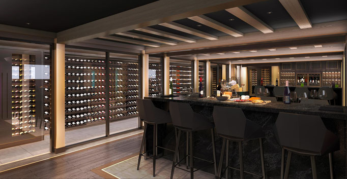 Wine Cellar and Tasting