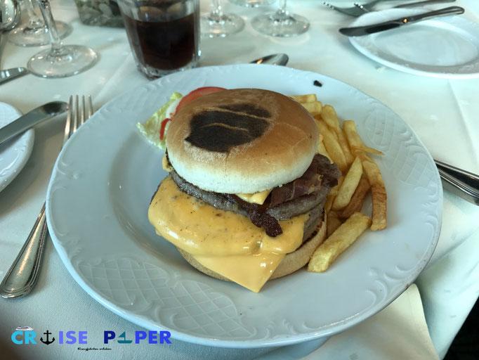 Hauptgericht: MSC Maxi Burger