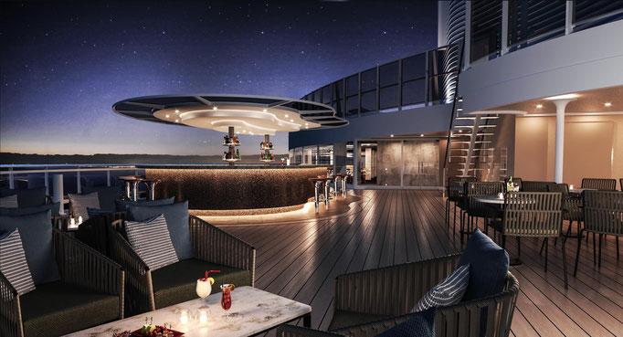 Die neue ,,Sky Bar''
