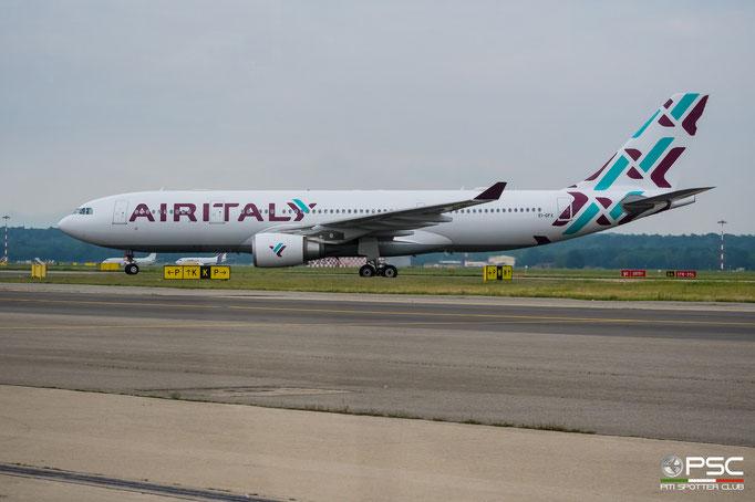 EI-GFX A330-202 571  - Air Italy @ MXP