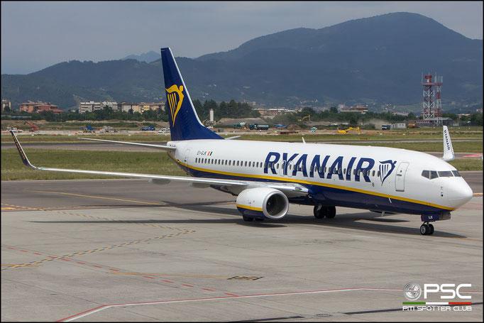 EI-GJK B737-800 44825/6873 Ryanair