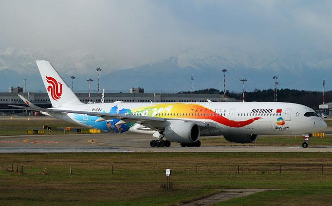 B-1083 A350-941 217 Air China @ MXP