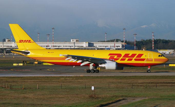 D-AEAF A300B4-622RF 770 EAT Leipzig @ MXP