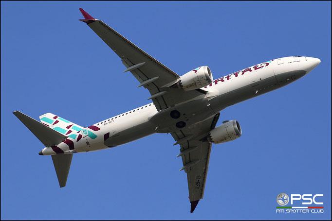 EI-GFY B737-8 64605/6893 Air Italy @ Aeroporto di Verona 07.2018  © Piti Spotter Club Verona