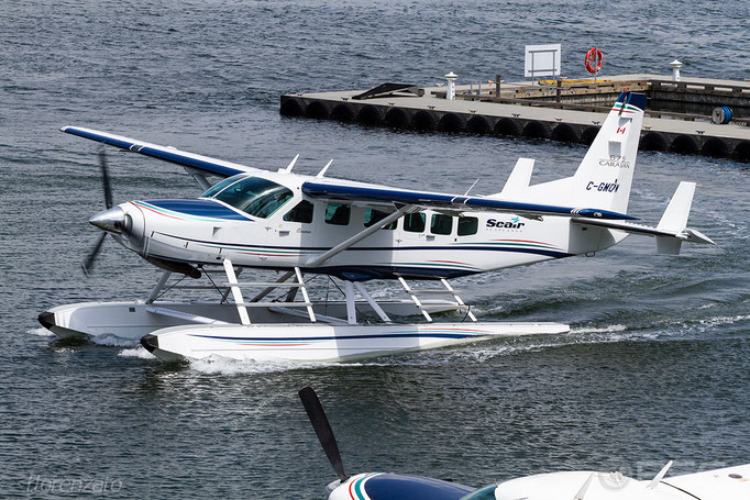 C-GMOW - Cressna C-208 Caravan - Seair Seaplanes  - Vancouver Harbour Flight Center