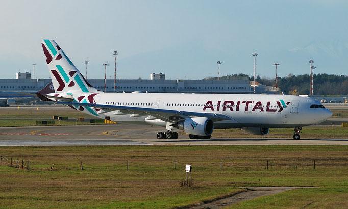 EI-GGP A330-202 521 - AirItaly @ MXP