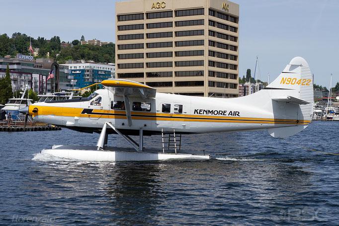 N90422 Kenmore Air De Havilland Canada DHC-3 Turbine Otter @ Kenmore Air Harbor Seaplane Base  05.2018 © Piti Spotter Club Verona