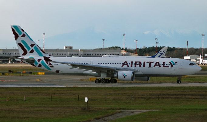 EI-GGN A330-202 489 - Air Italy @ MXP