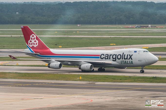 LX-YCV B747-4R7F 35805/1407 Cargolux Italia @ Milano Malpensa 06.2018 © Piti Spotter Club Verona