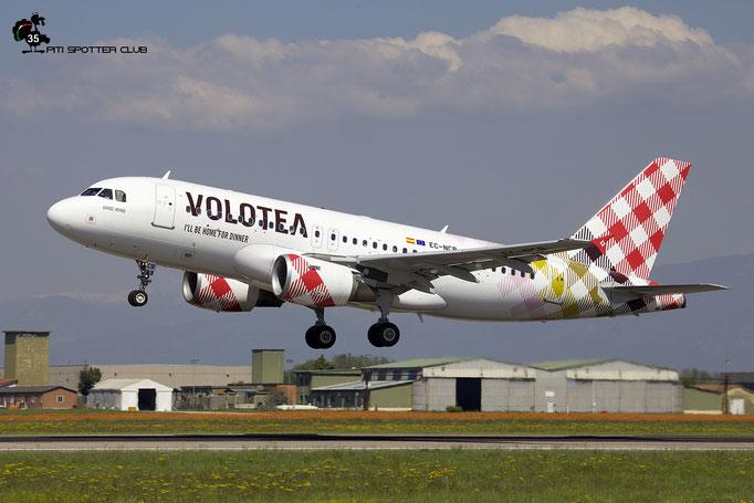 EC-NCB A319-111 2043 Volotea Air © Piti Spotter Club Verona