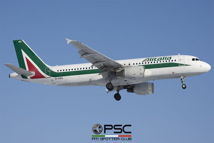EI-DSG A320-216 3115 Alitalia @ LìBLQ