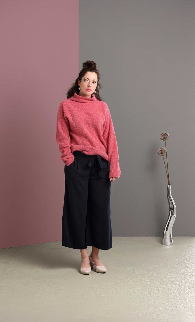 cozy sweater cashmere wool