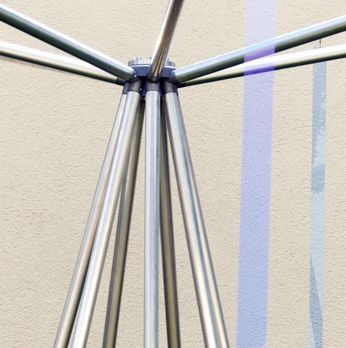 Sieben Blau für Vier - 2021 Konrad Wallmeier