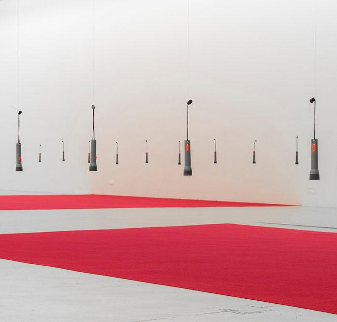 Kunstverein Freiburg - LichtNicht 2014 - Konrad Wallmeier
