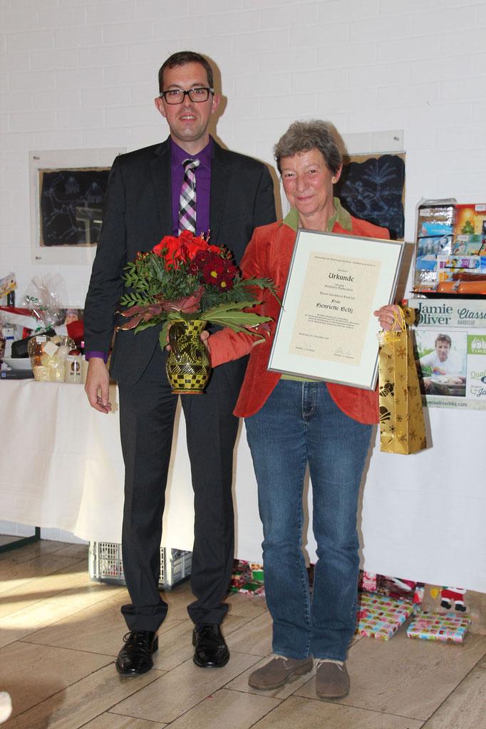 Jürgen Lindner, Frau Henriette Beltz