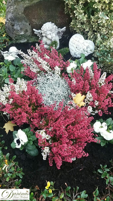 Grabbepflanzung im Herbst pflegeleicht.