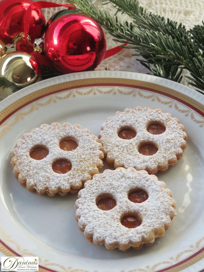 Weihnachtsplätzchen - Ischler Kekse