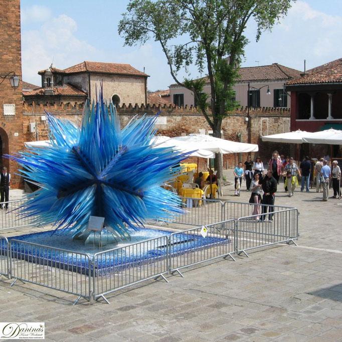 Murano - Venedigs Glasbläser Insel - Campo Santo Stefano