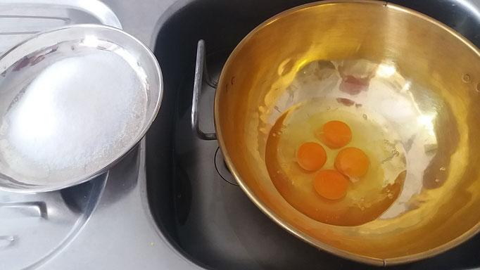 Wiener Biskuittorte Rezept Schritt für Schritt Anleitung