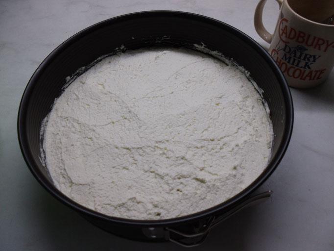 Malakoff Torte Rezept mit Schritt-für-Schritt-Anleitung