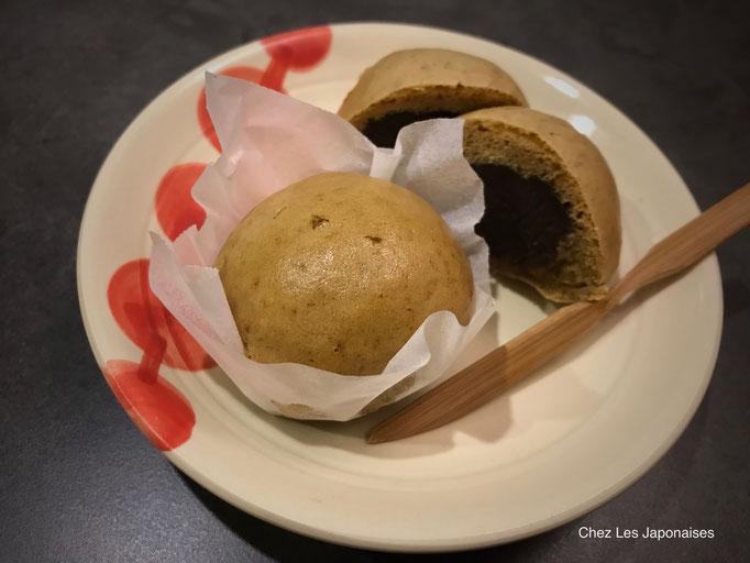 黒糖饅頭 Kokutō Manju