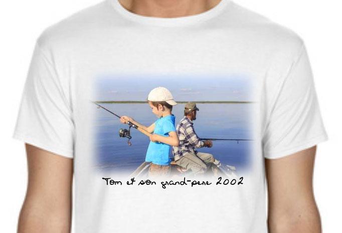tee shirt a personnaliser