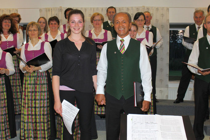 Marlene Wendl & Johann Sieberer